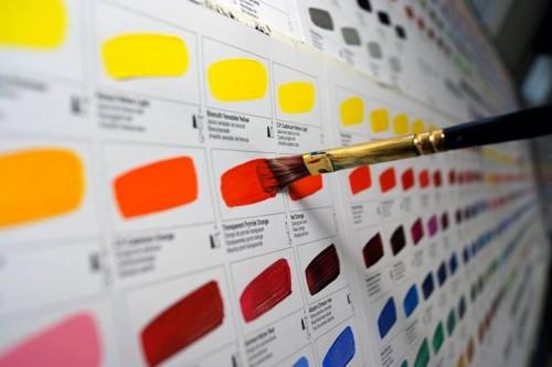 Comment choisir une couleur technique de peinture for Quel marque de peinture choisir