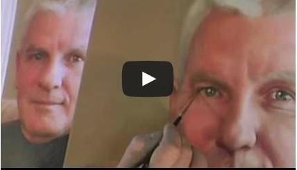 Analyse Dune Vidéo Le Portrait Réaliste à Lhuile En 5 étapes