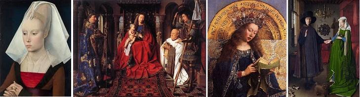 peintures flamandes
