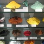 Caractéristiques des pigments selon Nicolas Wacker