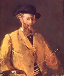 Autoportrait, Edouard Manet