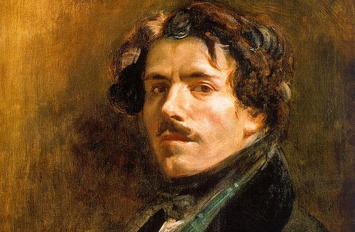 You are currently viewing Peindre comme Delacroix ou les maîtres du début du XIXe siècle