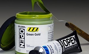 OPENColor-acrylic-golden