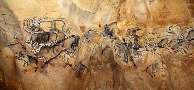 Grande fresque de la grotte Chauvet