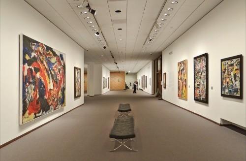 galerie d'art - exposition